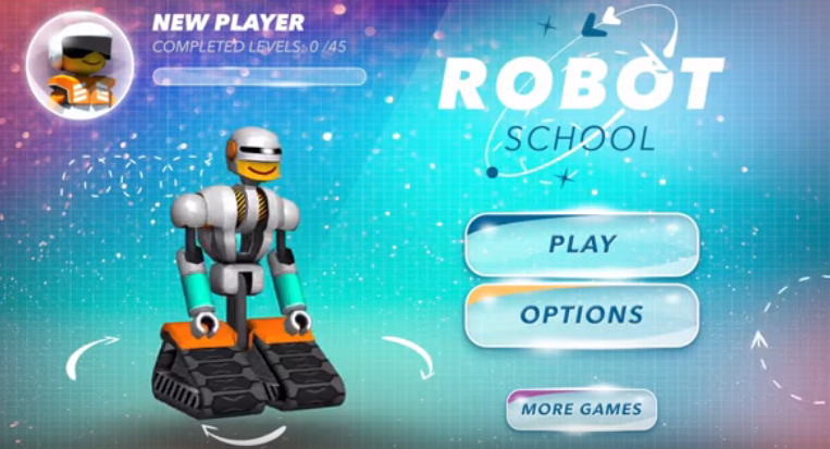 Robot School: Learn to Code